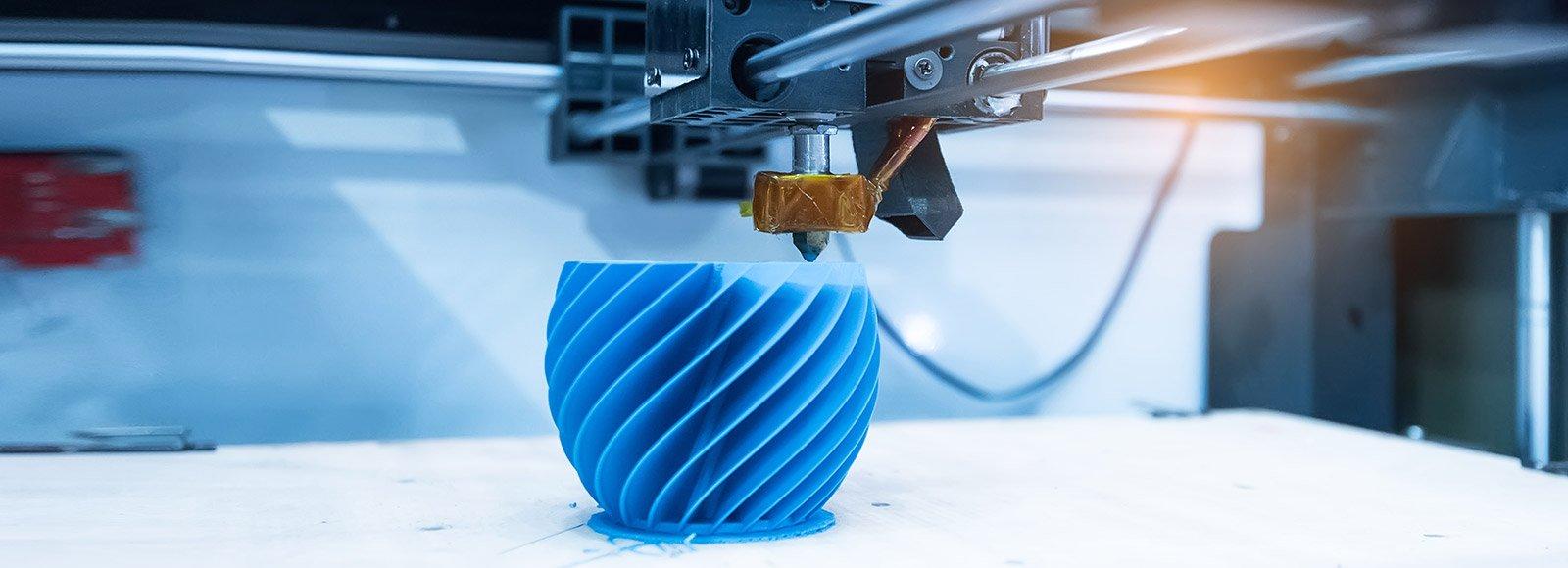 Noleggio stampante 3D a canoni vantaggiosi